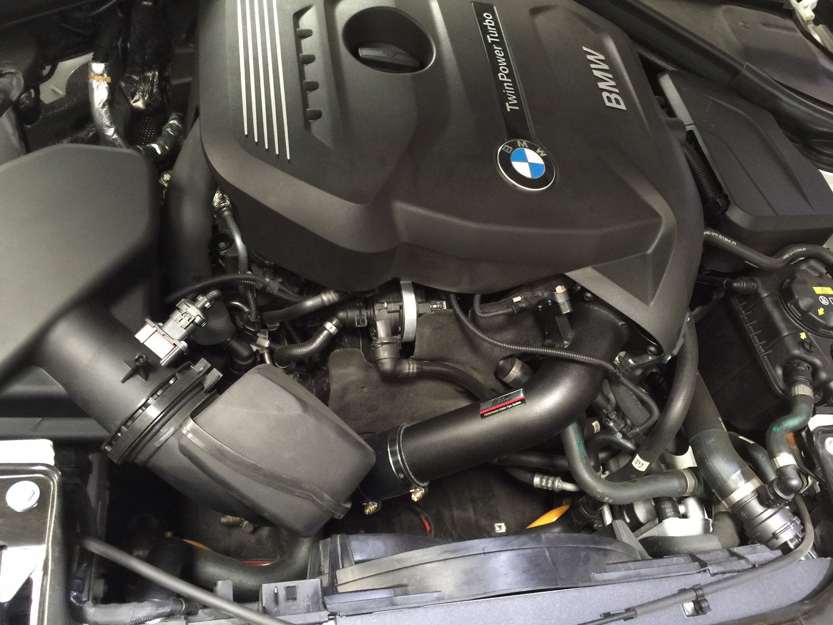 BMW B48 B46 charge pipe
