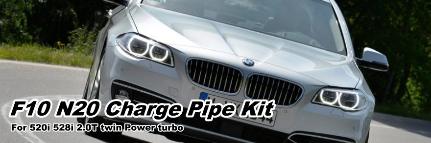 BMW 520i 528i N20 charge pipe kit