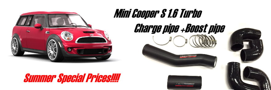 mini cooper S charge pipe+ Boost pipe