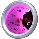 7-Color Voltage Meter