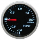 Mechanical Boost Gauge
