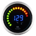 Digital Oil Temp Gauge With Voltage