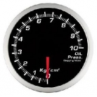 Crenate Oil Pressure Gauge