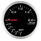 Crenate Boost Gauge