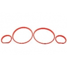 BMW Dashboard Rings For BMW E32/E34 88-95