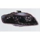 Projector Head light For AUDI A4 05~08 Black