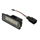 LED License Plate Lamp For Volks Wagen (VW)