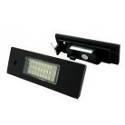LED License Plate Lamp For BMW models