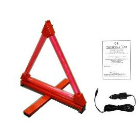 Foldable LED Triangle Warning Light-SG95003 -Space Gear