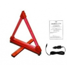 Foldable LED Triangle Warning Light