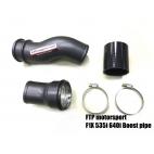 BMW F1X Boost pipe 535i 640i 740i