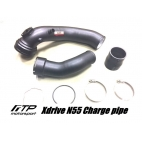 BMW Xdrive N55 Charge pipe AWD (Xi)