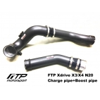 BMW F25/F26 X3/X4 N20 Charge pipe +Boost pipe